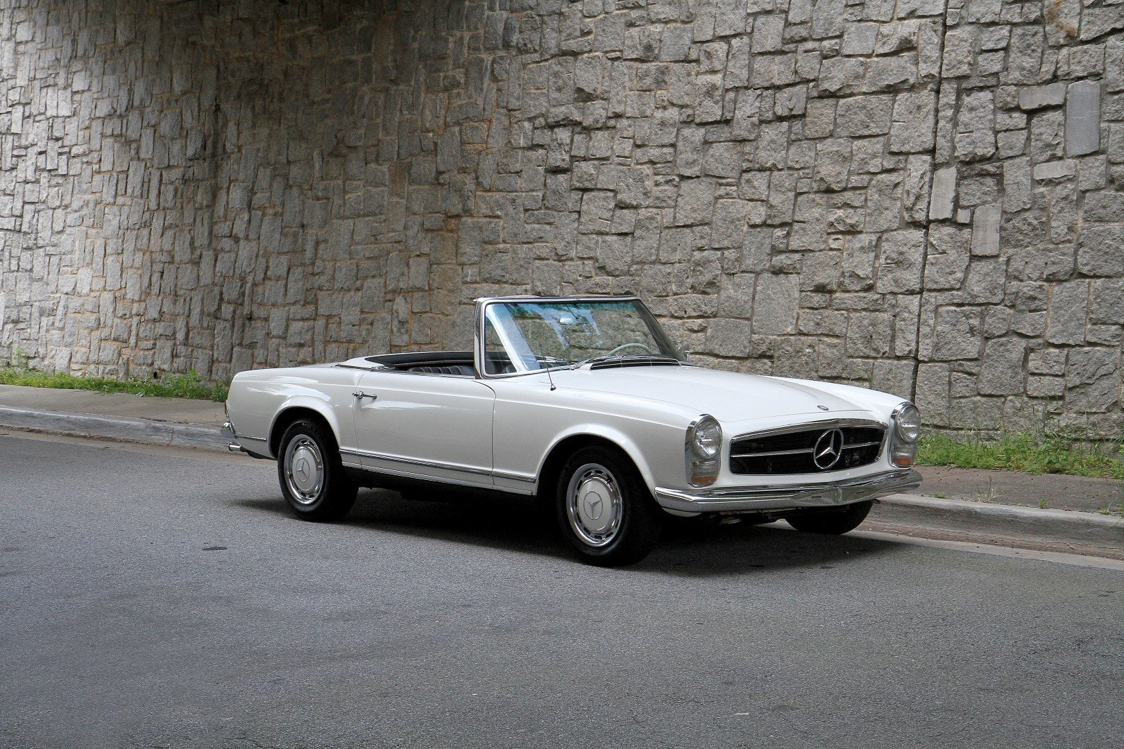 1966 mercedes benz 230sl