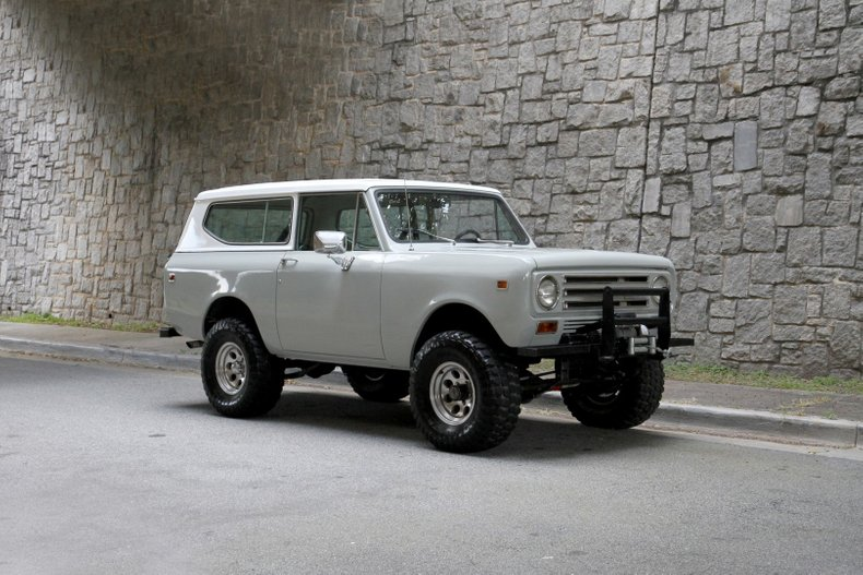 1972 International Scout II For Sale