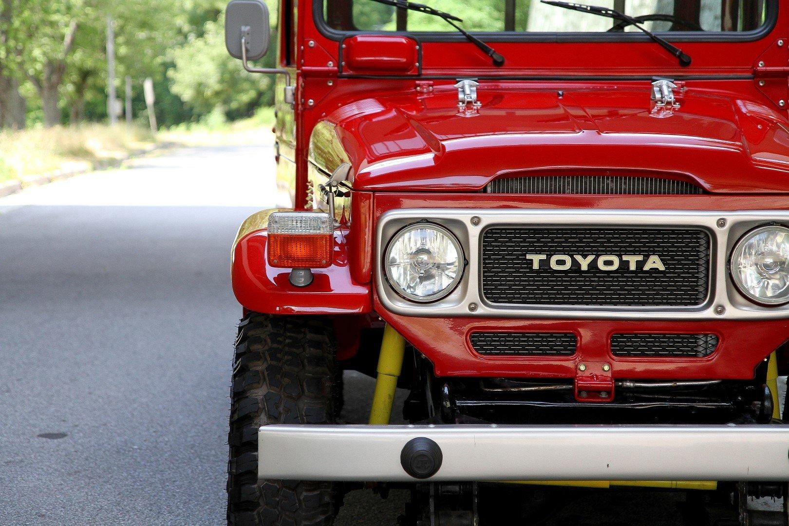 1982 Toyota Land Cruiser | Motorcar Studio