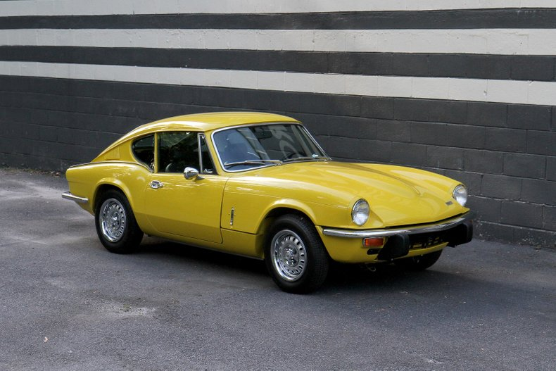 1973 Triumph GT6 For Sale