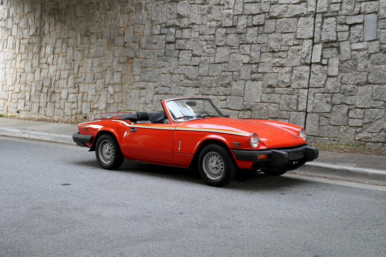1980 Triumph Spitfire For Sale