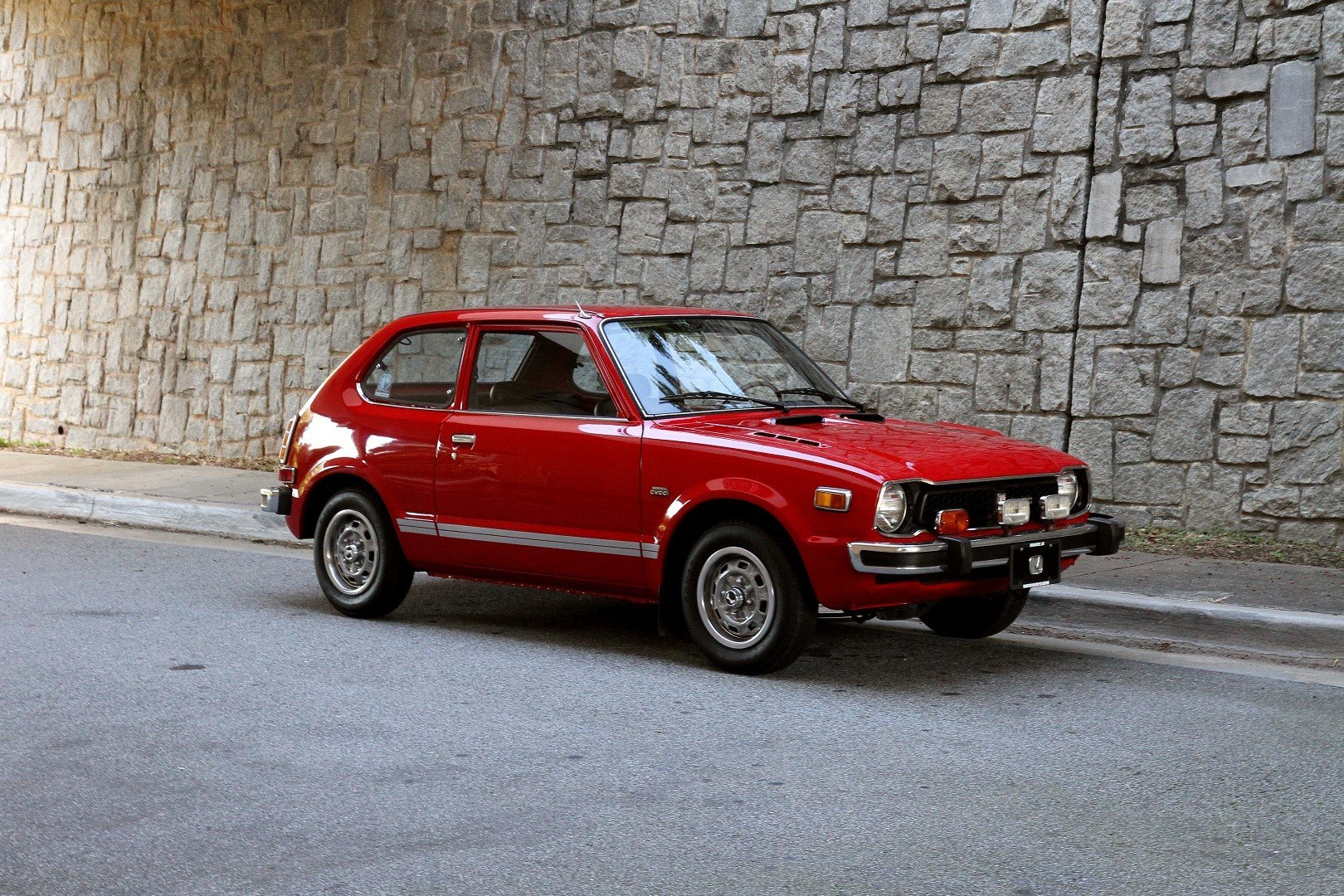 1977 honda civic 5 speed