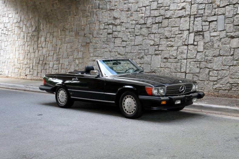 1986 Mercedes-Benz 560 SL For Sale