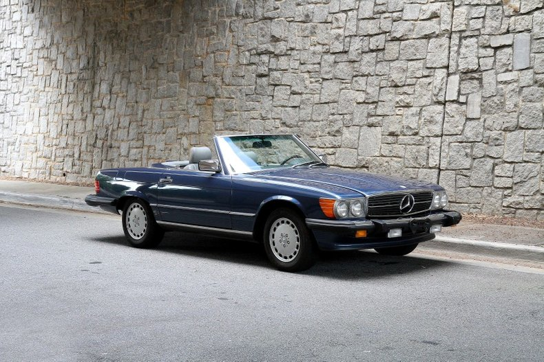1987 Mercedes-Benz 560 SL For Sale