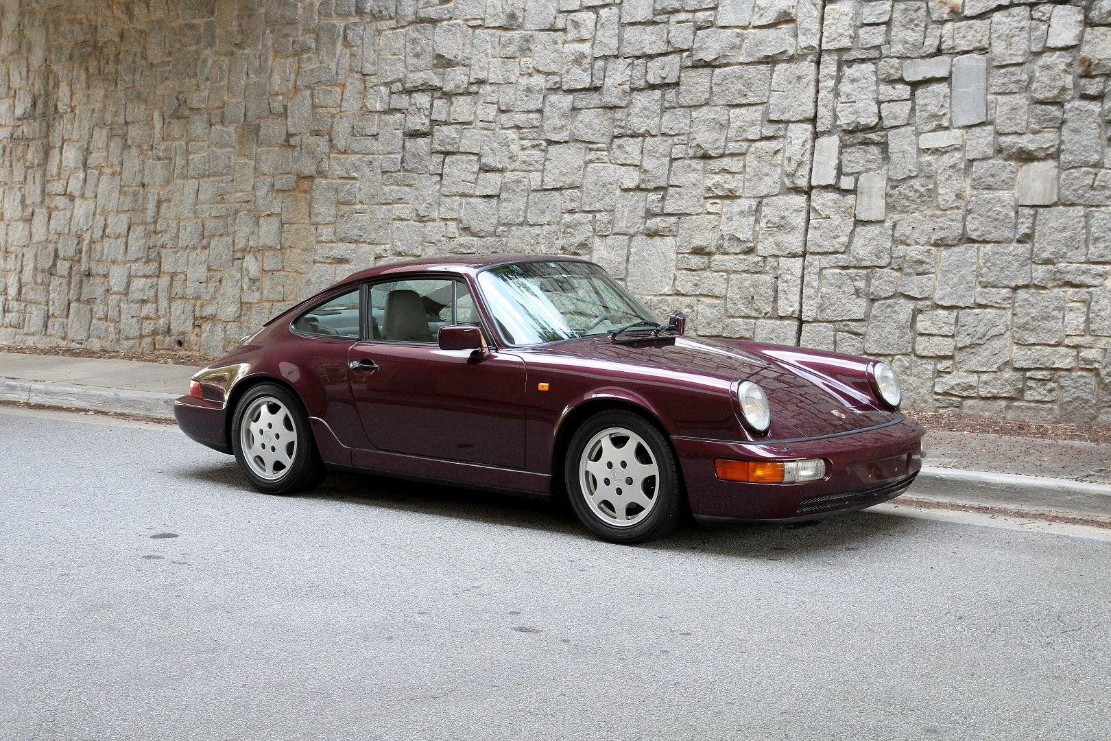 1991 porsche 911 964 c2 coupe