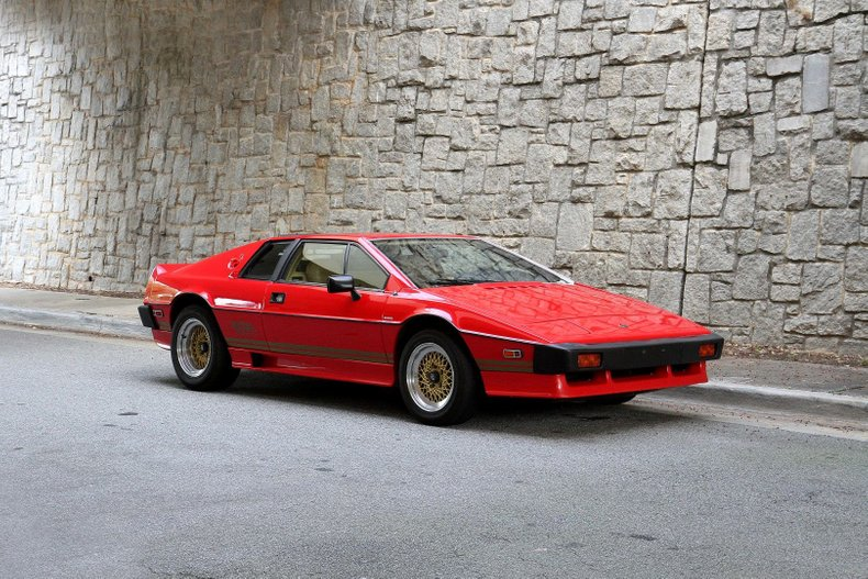 1983 Lotus Esprit For Sale