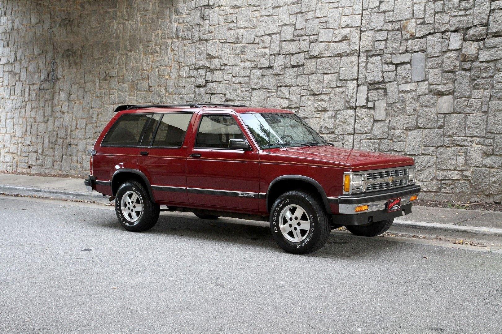 1992 chevrolet blazer 4x4