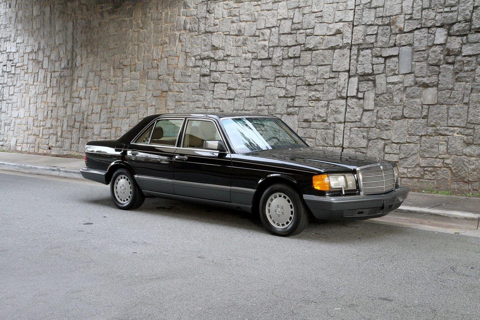 1991 mercedes benz 350sd