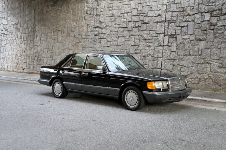 1991 Mercedes-Benz 350SD