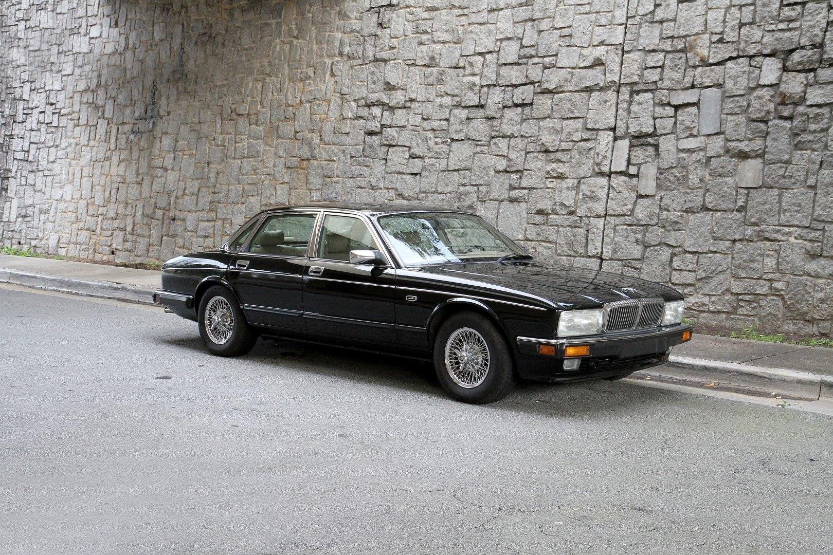 1994 jaguar xj6 vanden plas