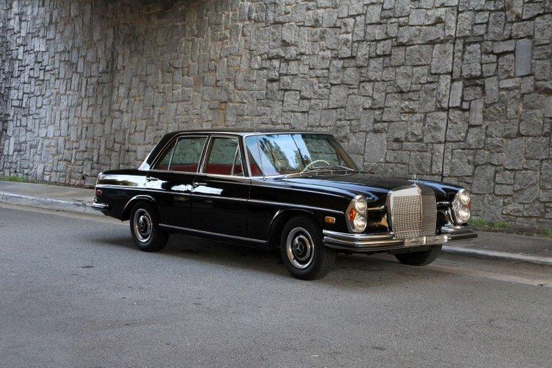 1967 Mercedes-Benz 250S