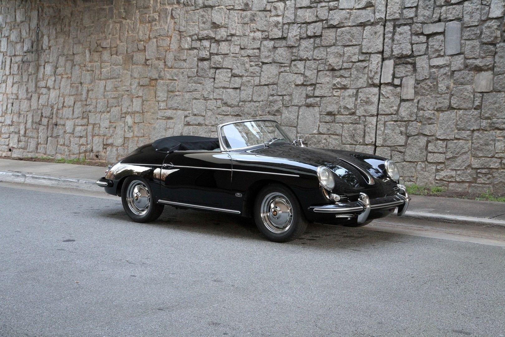 1962 porsche 356 roadster