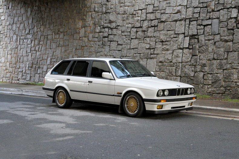 1990 BMW E30 Touring