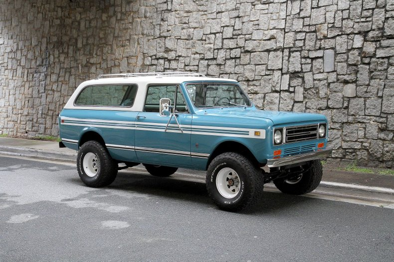 1978 International Scout Traveler