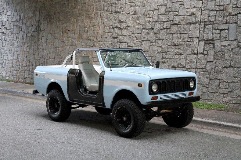 1978 International Super Scout II