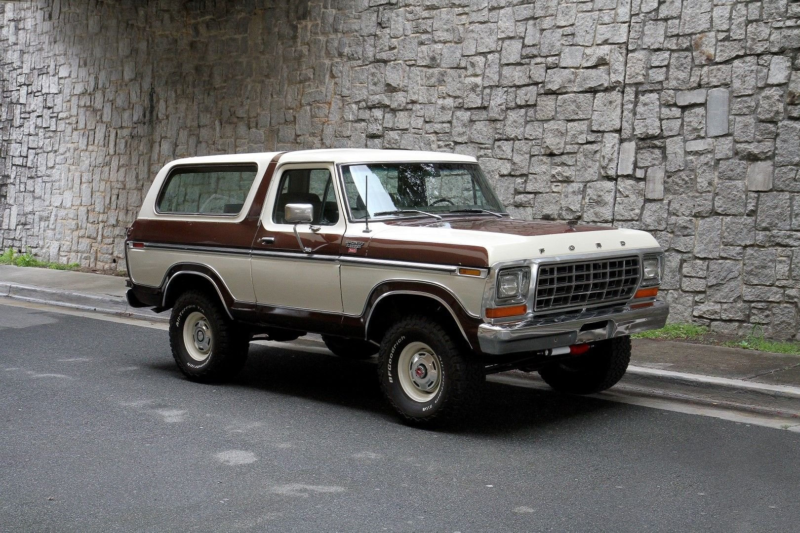 1978 Ford Bronco Motorcar Studio
