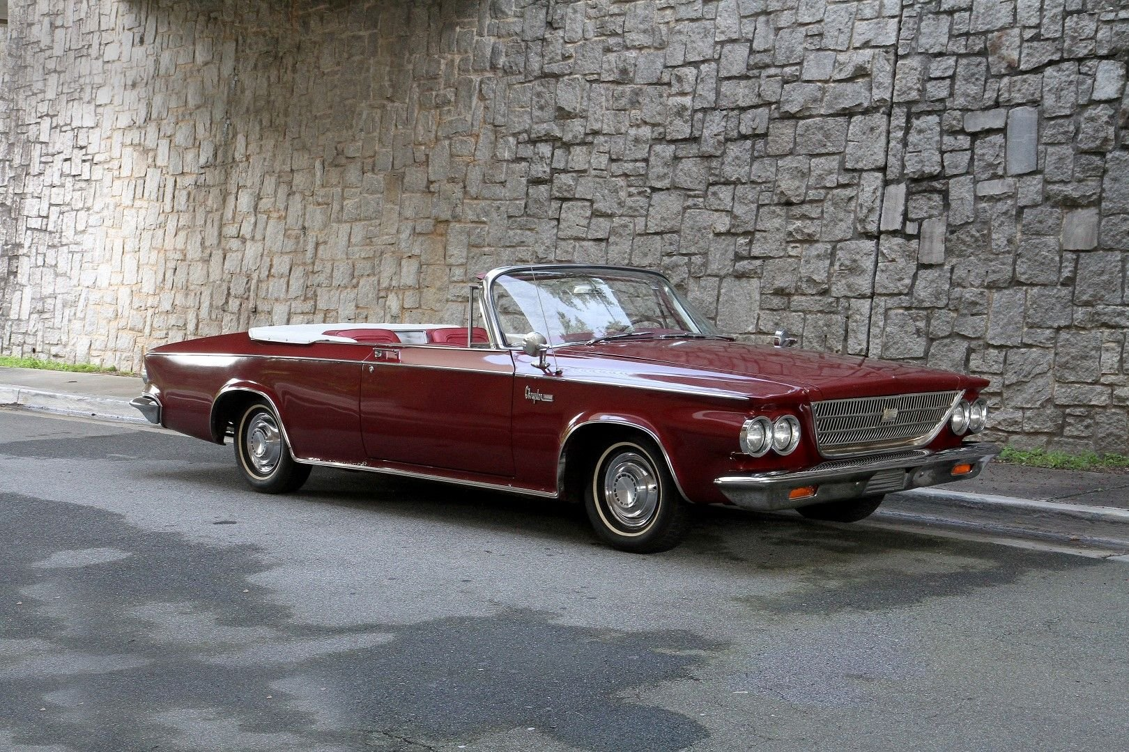 1963 chrysler newport convertible
