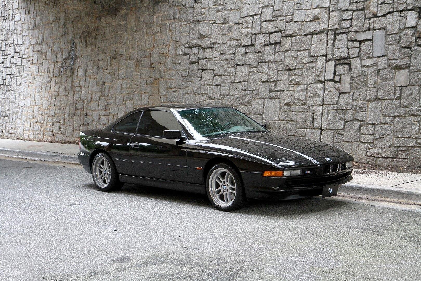 1995 bmw 850ci