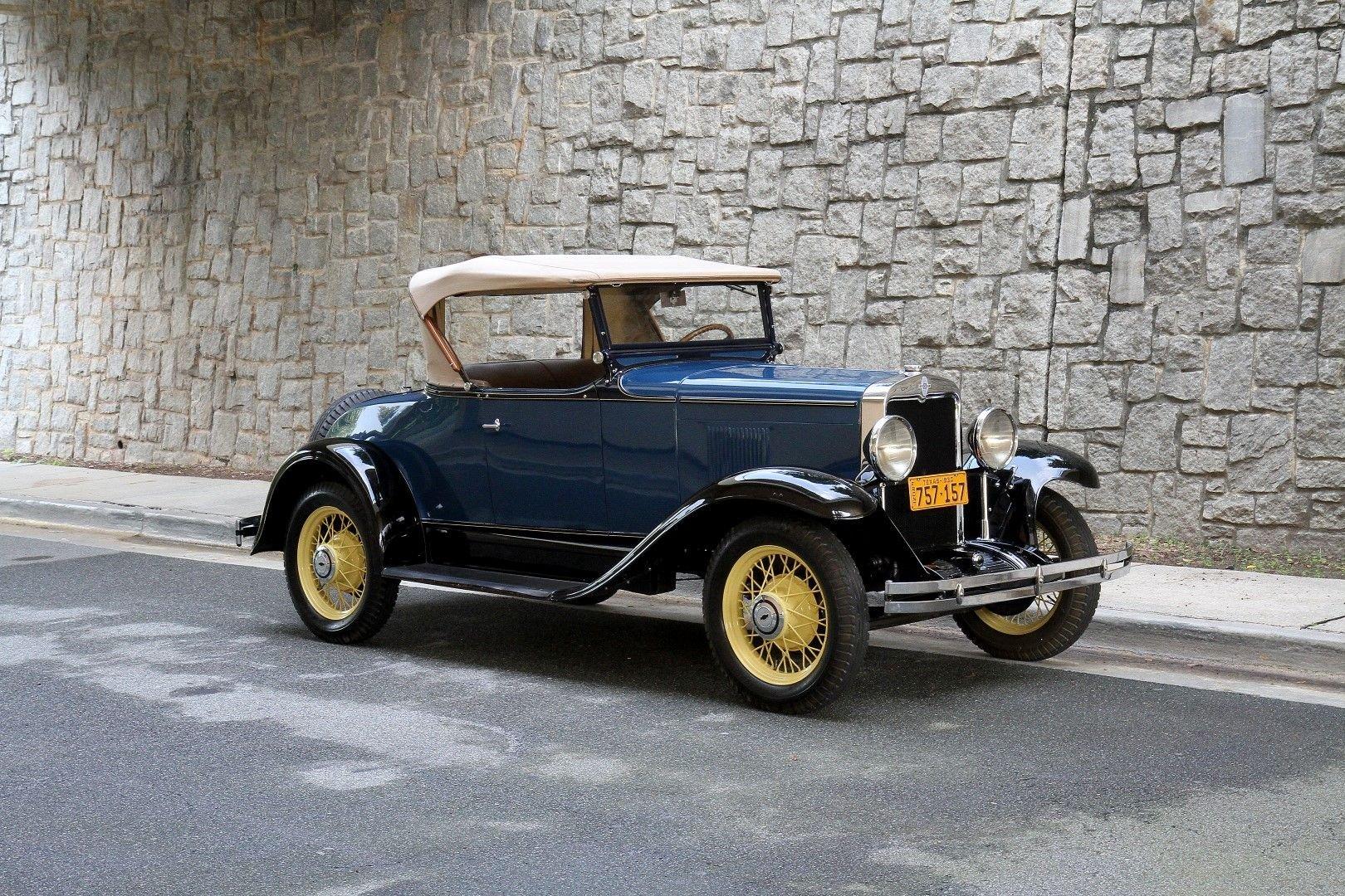 1930 chevrolet ad universal roadster