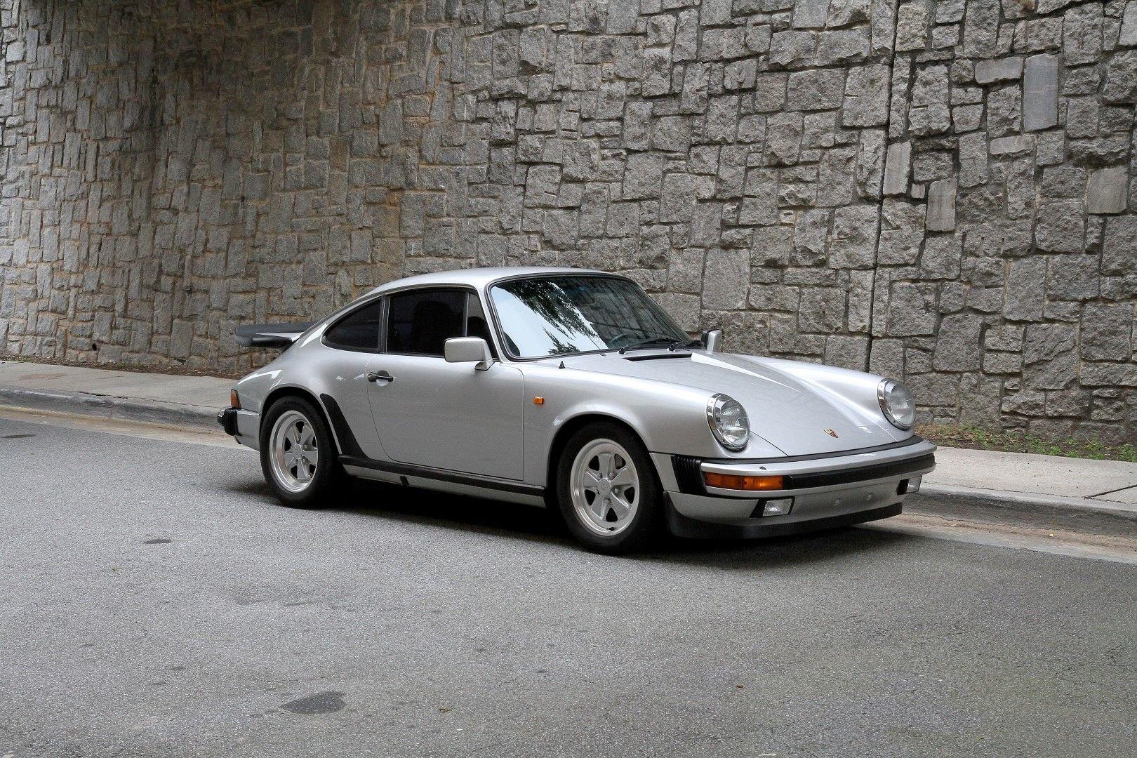 1985 porsche 911 euro carrera coupe