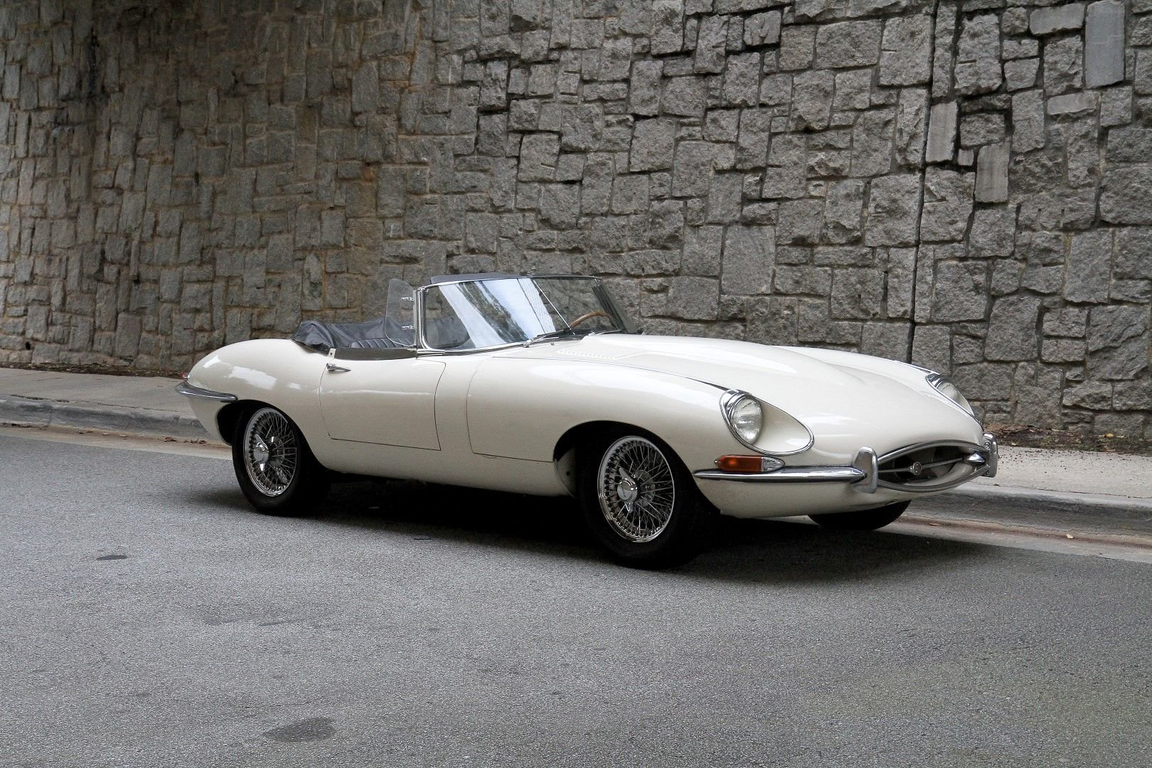 1968 jaguar e type ots roadster