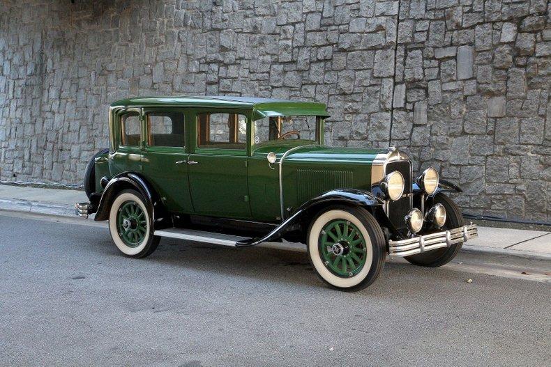 1929 Buick Model 27