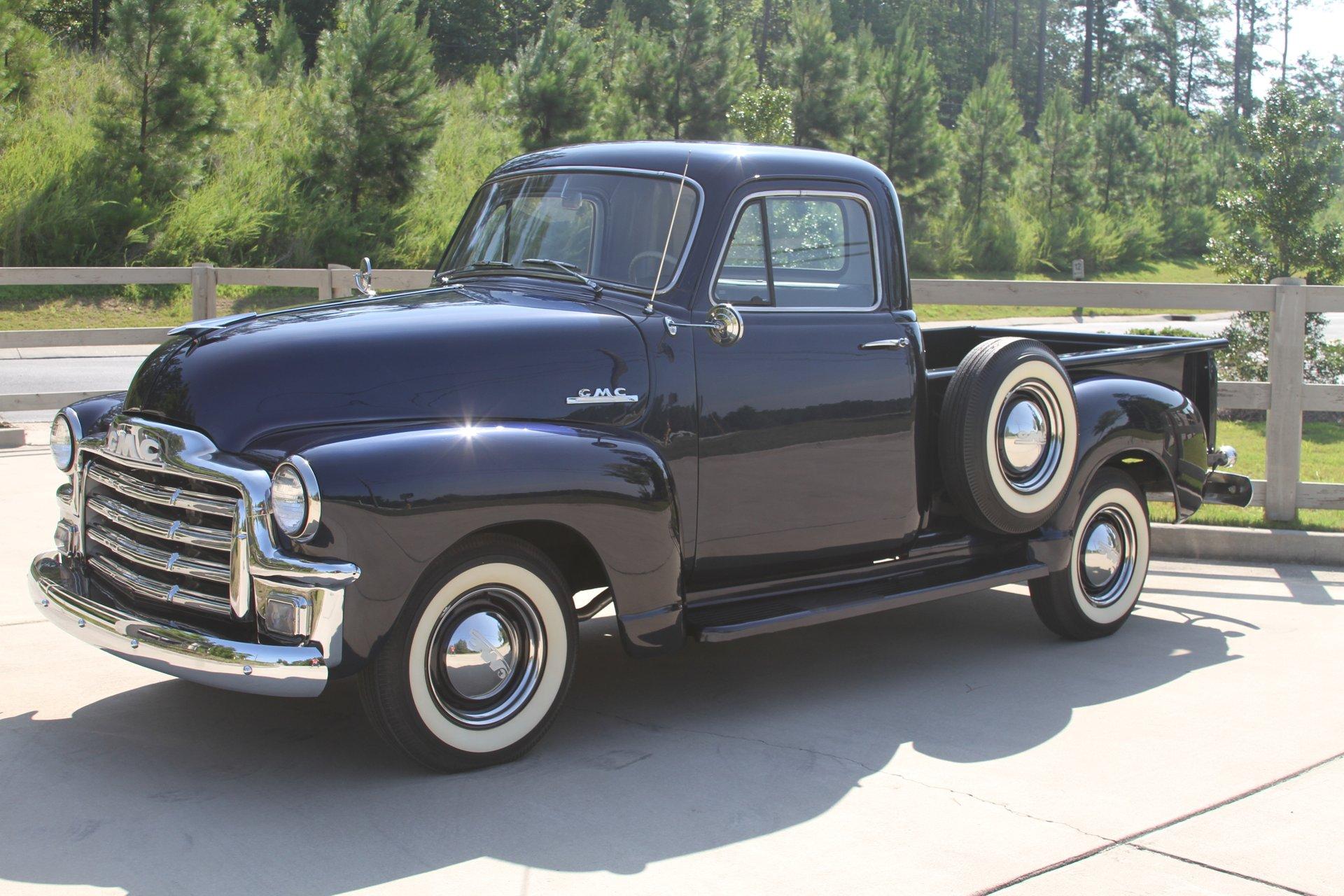 1954 gmc step side pickup