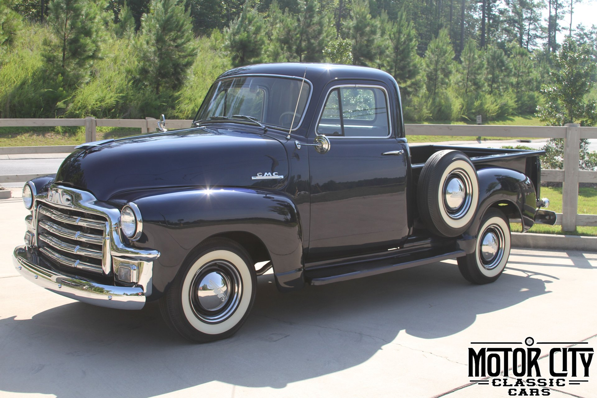 1954 gmc step side pickup