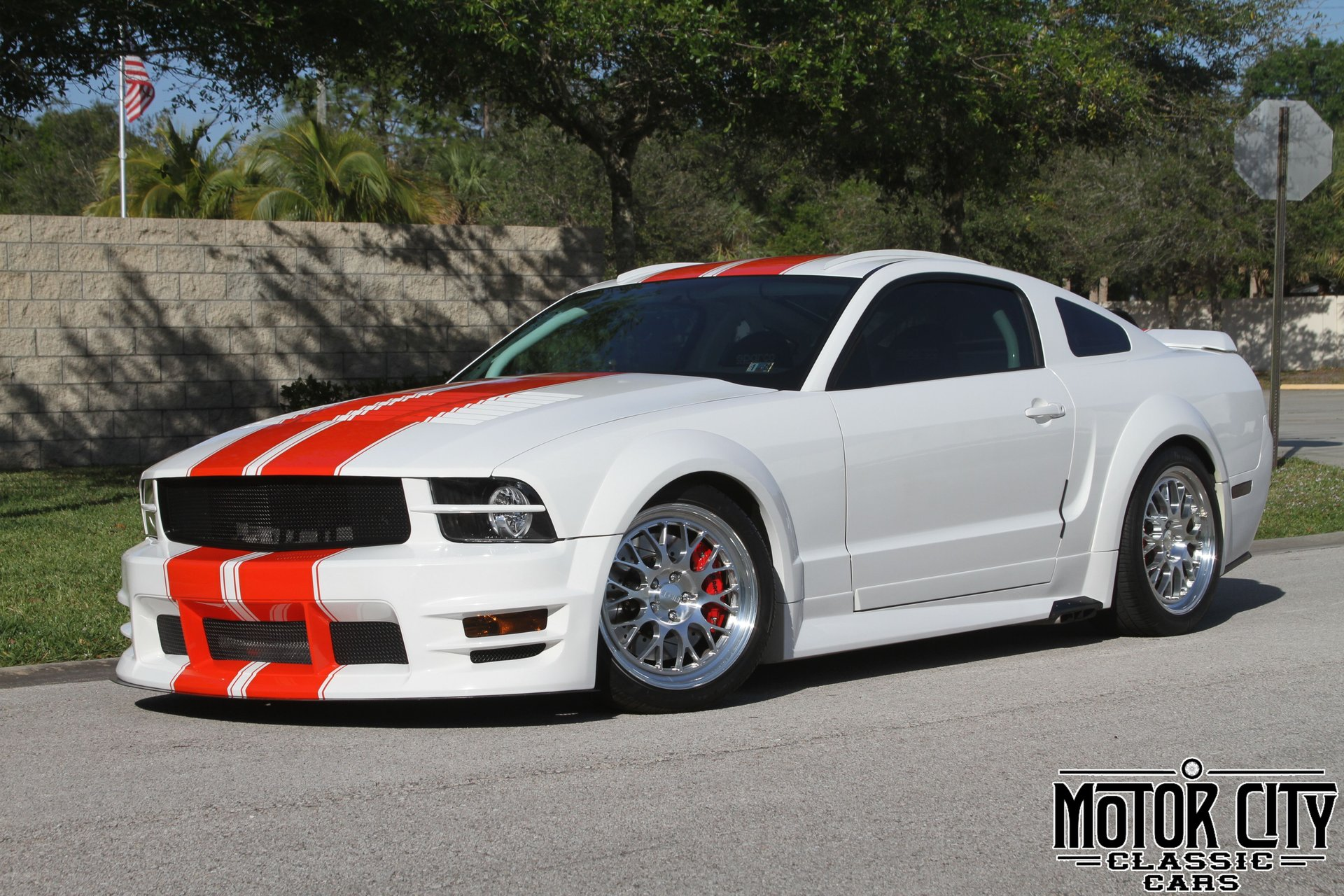 2006 ford mustang gt r