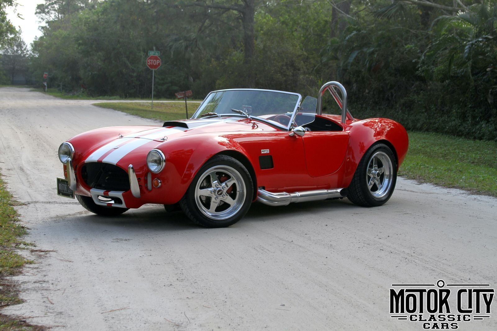 1965 Factory Five Shelby Cobra Replica