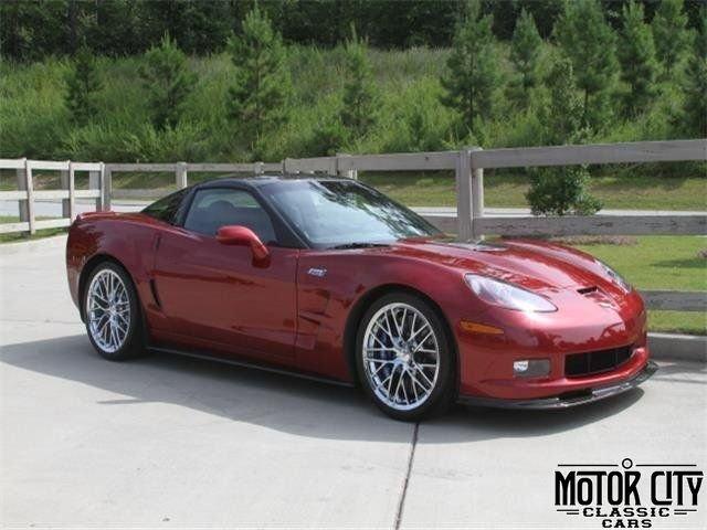 2010 Chevrolet Corvette Motor City Classic Cars
