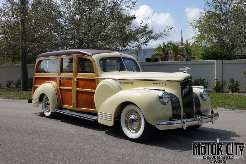1941 Packard Deluxe For Sale