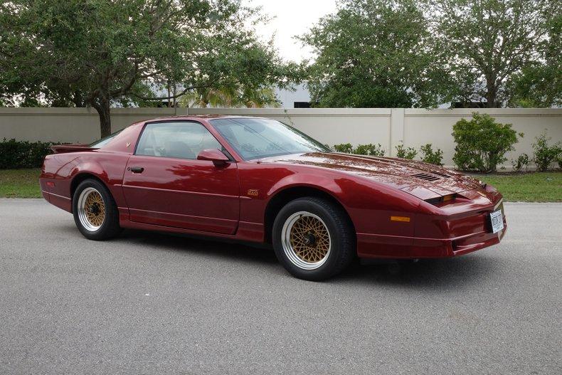 1987 Pontiac Firebird For Sale