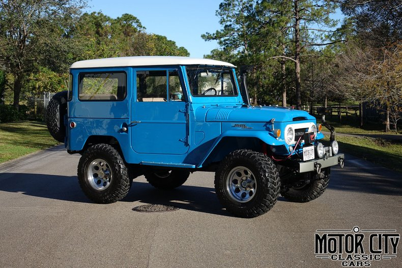 1966 Toyota FJ40 For Sale