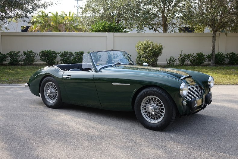 1960 Austin-Healey 3000 For Sale