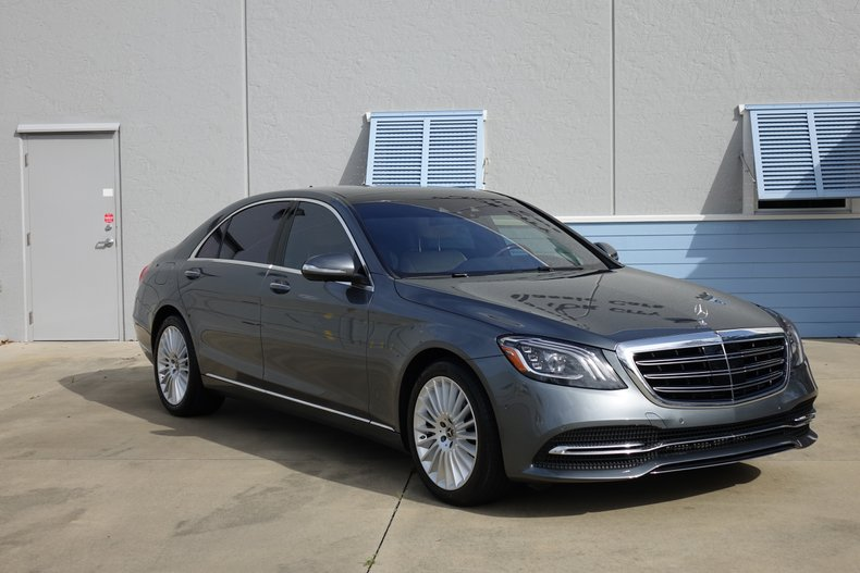 2018 Mercedes-Benz S560 For Sale