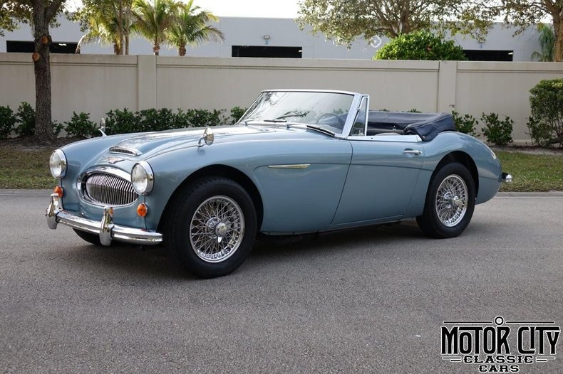 1965 Austin-Healey 3000 BJ8 MK III For Sale