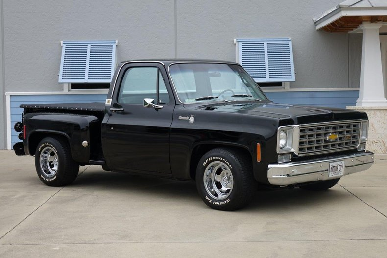 1975 Chevrolet Silverado For Sale