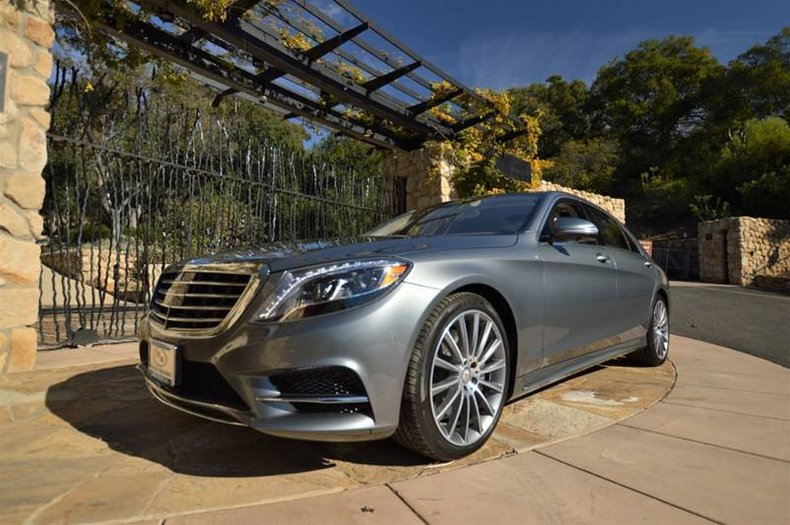 2017 Mercedes-Benz S550 for sale #146909 | Motorious