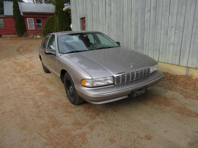 1995 Chevrolet Caprice for sale #147041 | Motorious