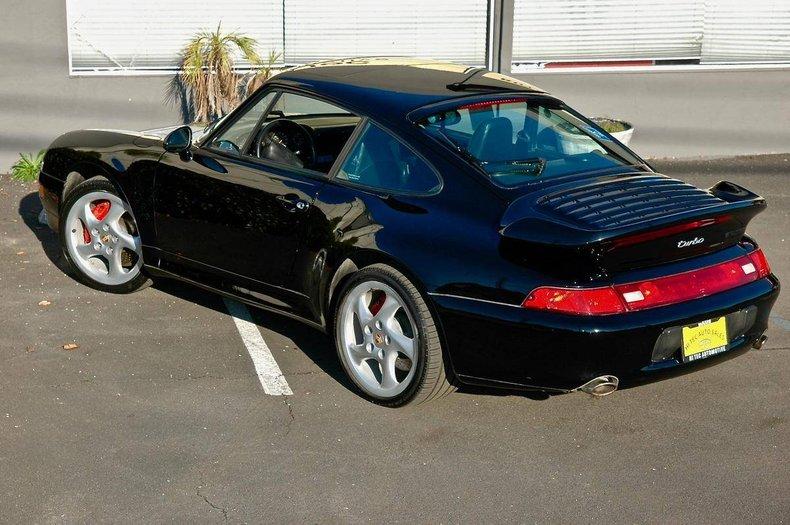1997 Porsche 993 for sale #104510 | Motorious