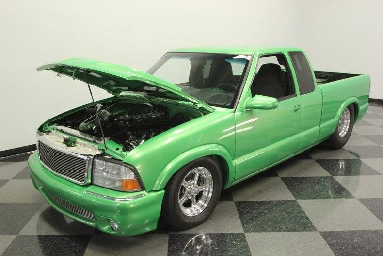 1998 Chevrolet S10 for sale #147502 | Motorious