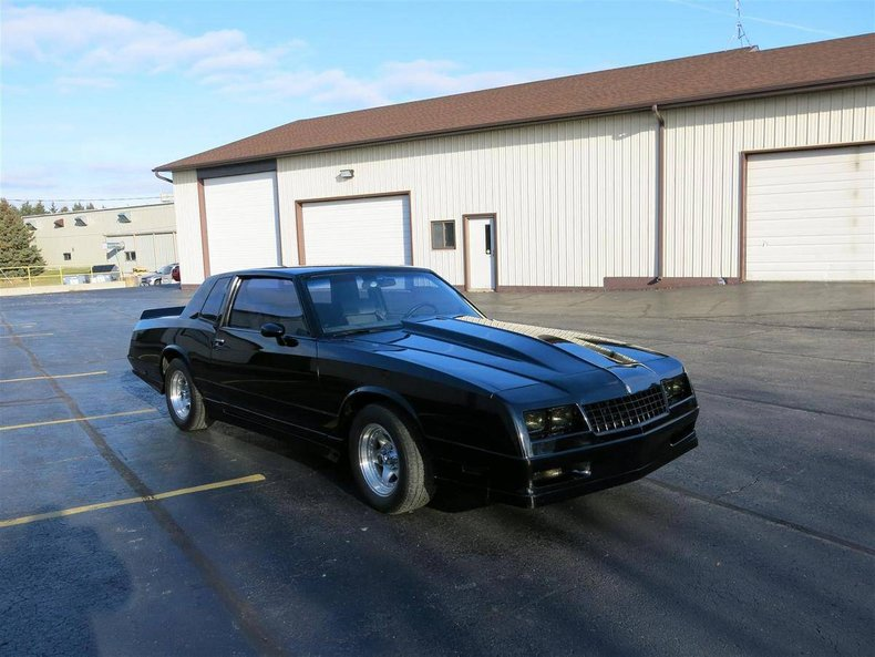 1985 Chevrolet Monte Carlo for sale #148003 | Motorious