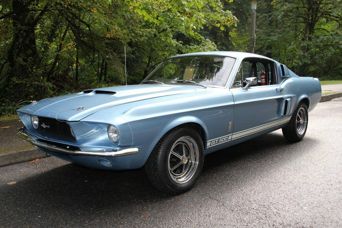 1967 shelby gt500 for sale 148415 motorious