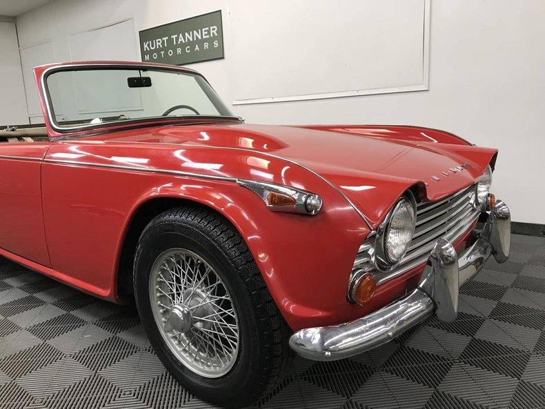1966 Triumph TR4A for sale #148612   Motorious
