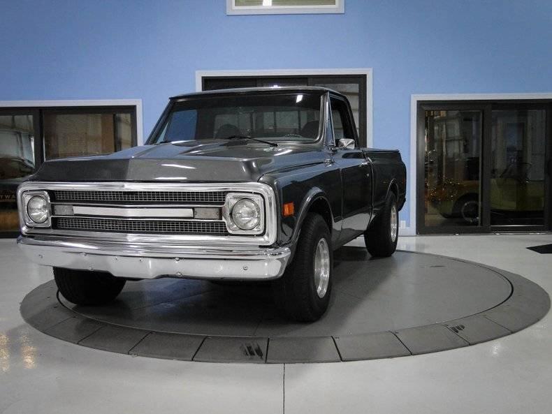 1969 Chevrolet C10 For Sale 148686 Motorious