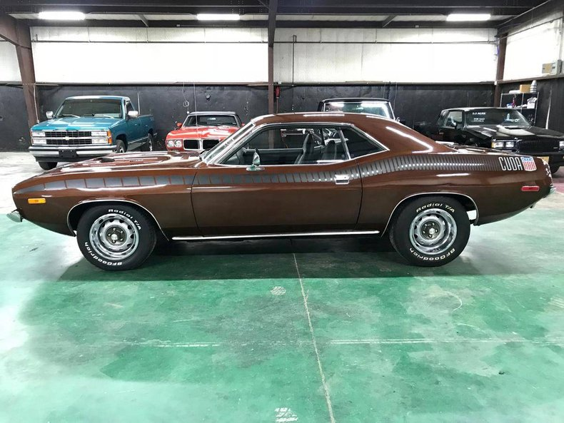 1973 Plymouth Cuda for sale #149034 | Motorious