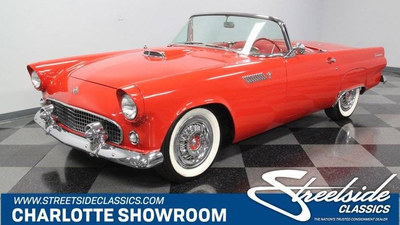 1955 Ford Thunderbird For Sale 149386 Motorious