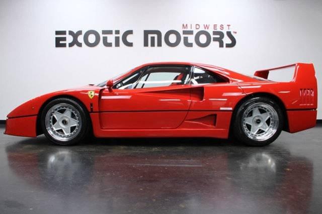 1989 Ferrari F40 for sale #149687 | Motorious