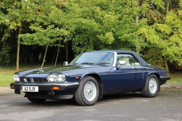 1989 Jaguar Xjs For Sale 150314 Motorious